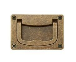 66 - Handle bronze 50x75 mm